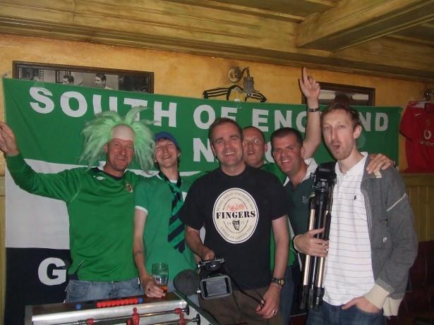 bbc crew in slovenia