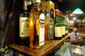 whiskey in hong kong bushmills