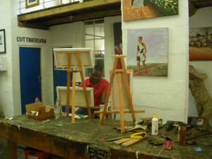 art in durban south africa BAT centre