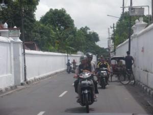yogyakarta city walls