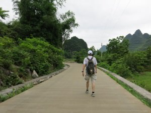 walking to yangshuo jonny blair