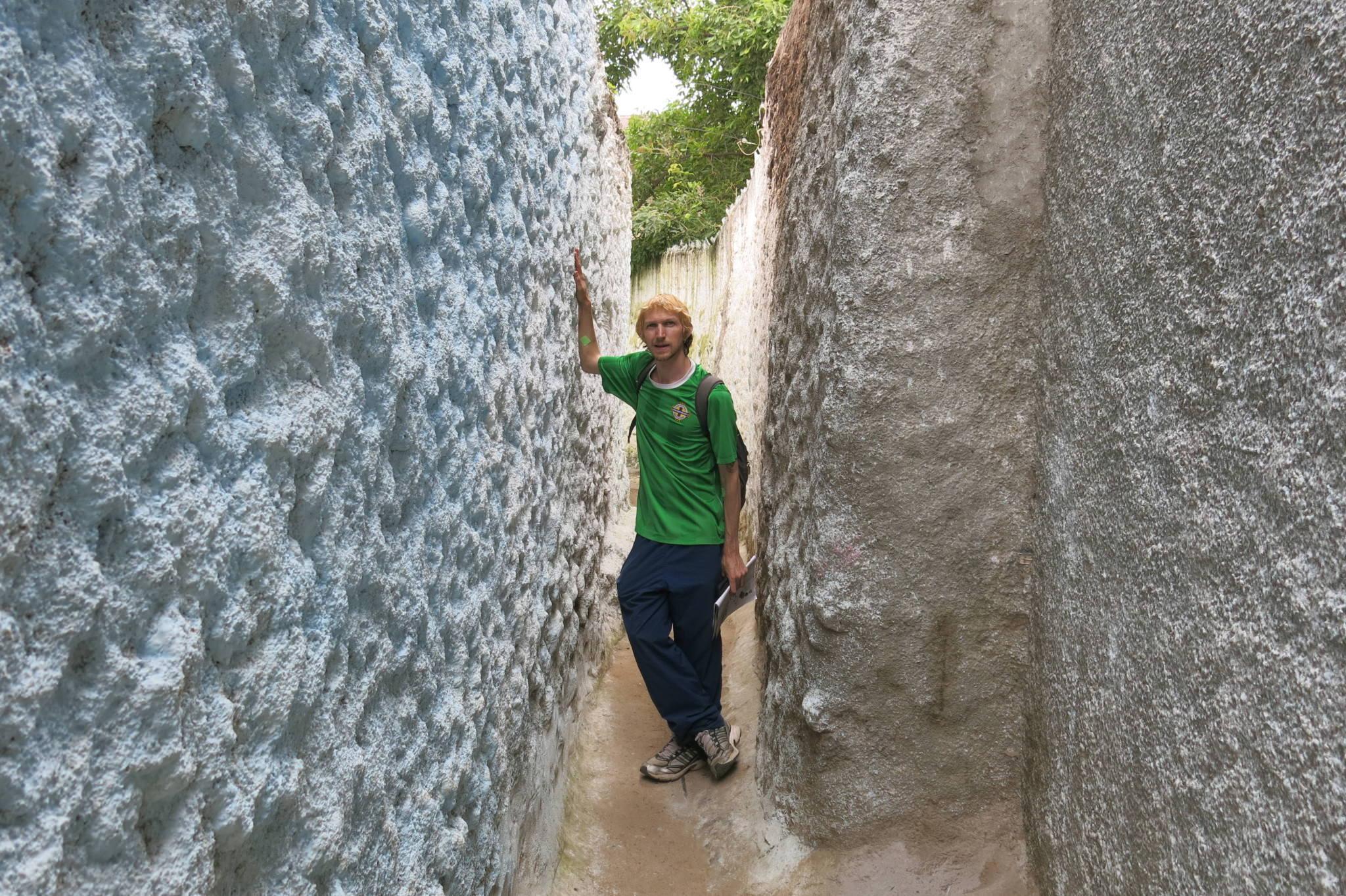 harar ethiopia old city walls