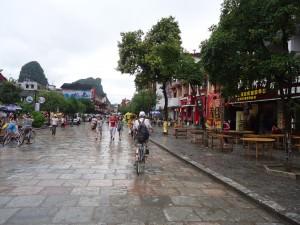 cycling in yangshuo