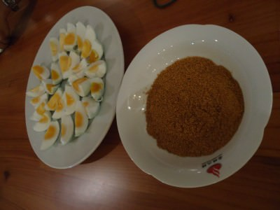 duck eggs chongqing china