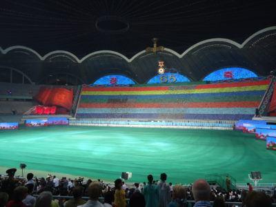 mass games biggest stadium