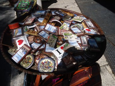 nazareth backpacking souvenirs