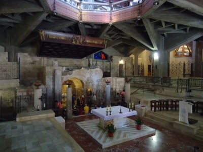 basilica grotto nazareth