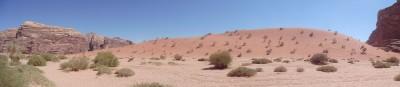 red sand dunes rumstars wadi rum
