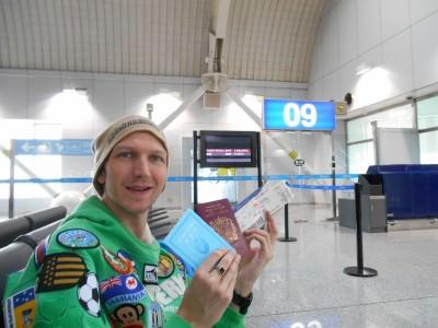 jonny blair beijing to pyongyang