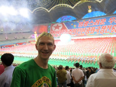 mass games national day