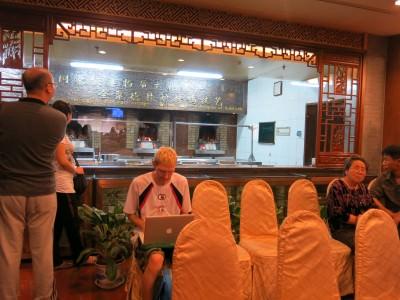 jonny blair blogging in china