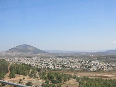 israel nazareth views