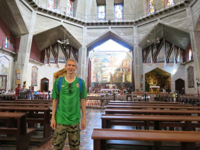 things to see and do in Nazareth