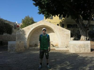 nazareth marys well