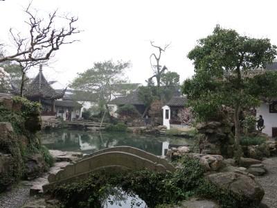 master of nets garden suzhou.