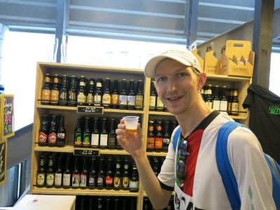 jonny blair free beer