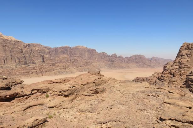 rocky terrain canyon