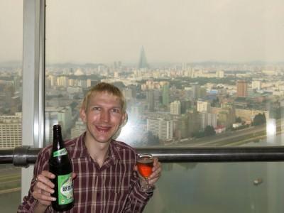free beer pyongyang