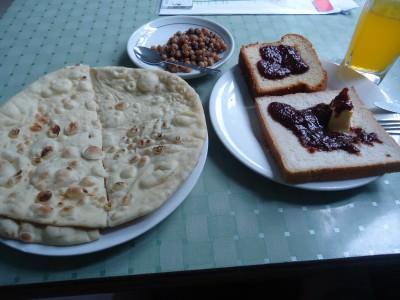 breakfast yangon myanmar