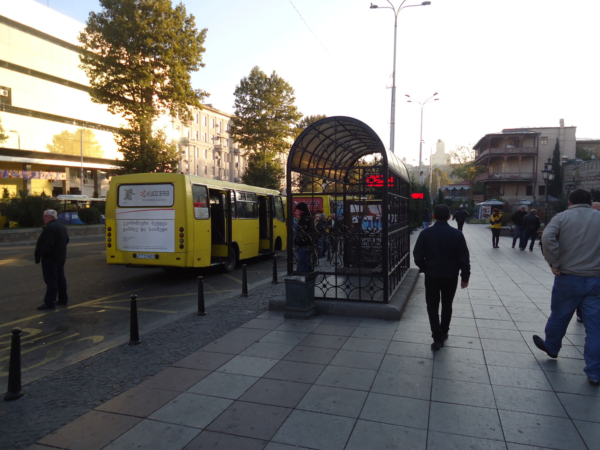 tbilisi bus station