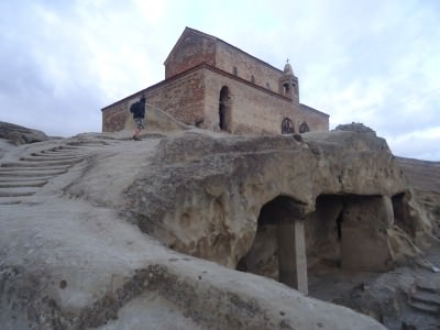 uplistsikh cave town georgia