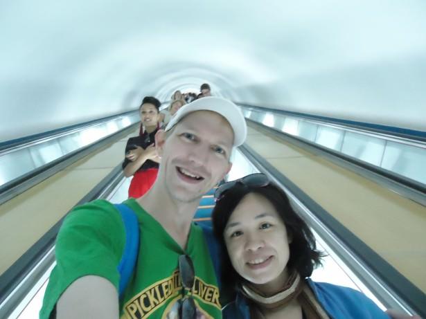 revival escalator