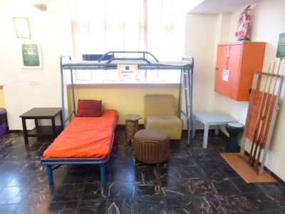 lounge abraham hostel