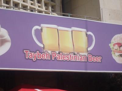 taybeh palestine beer