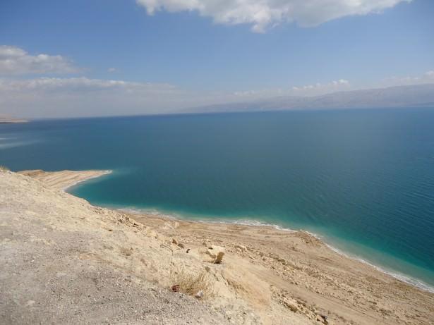 dead sea lowest point on earth