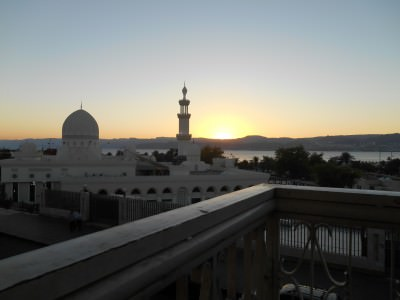 four country border aqaba jordan