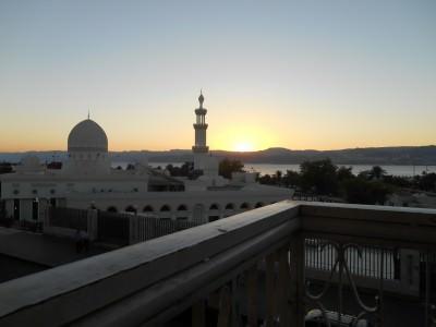 four country border aqaba jordan