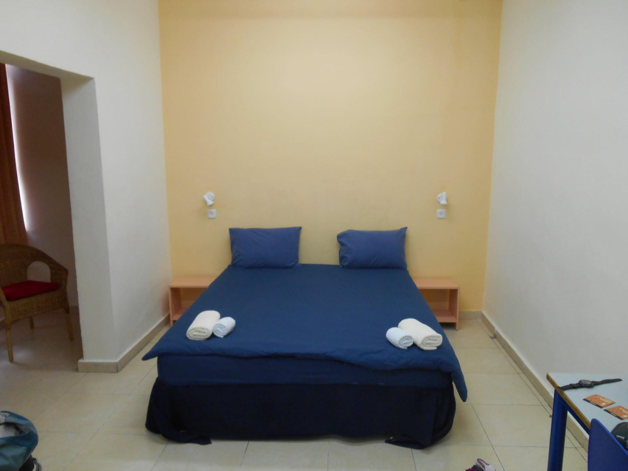 jerusalem hostel abraham