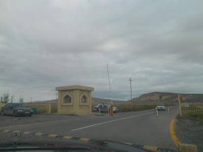 qobustan road