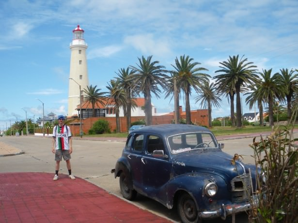 lighthouse punta del este