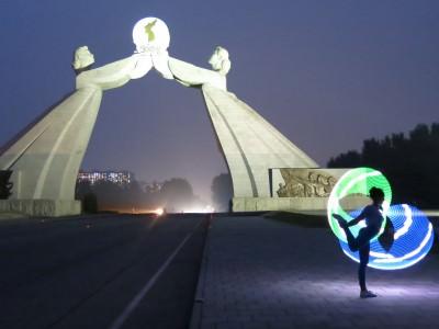 amazing marawa north korea