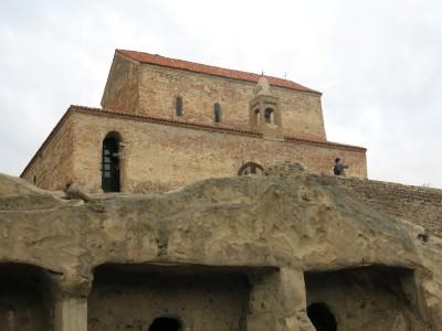 church uplistsikhe