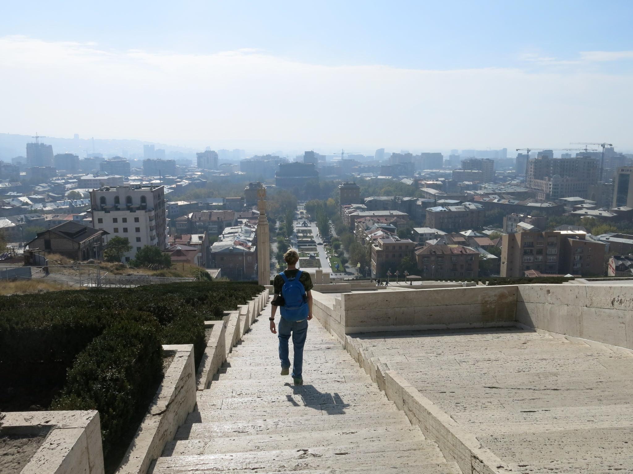 armenia yerevan capital