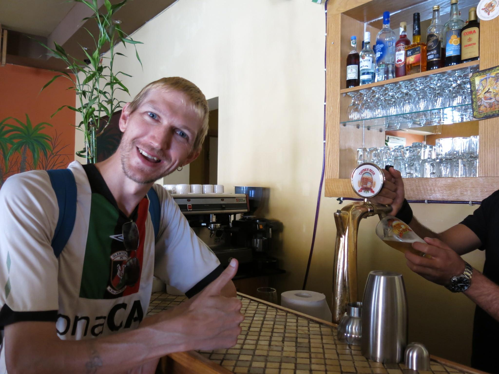 taybeh beer palestine