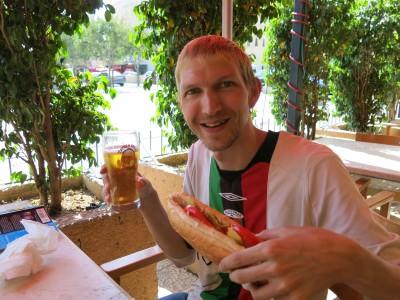 palestinian beer