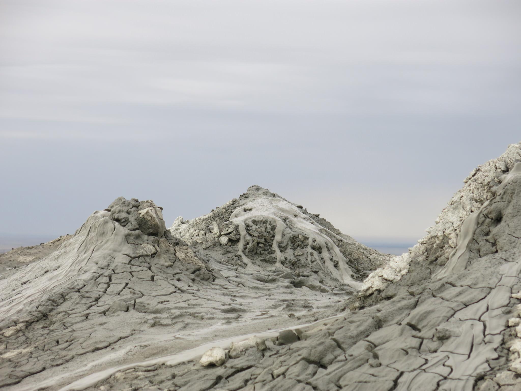 baku mud volcanoes