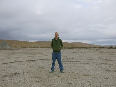 azerbaijan mud volcanoes