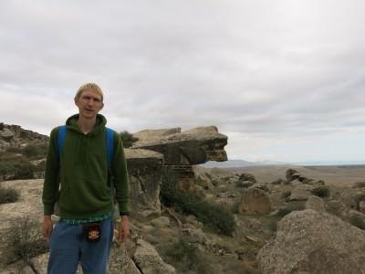 rocks at qobustan