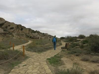qobustan path