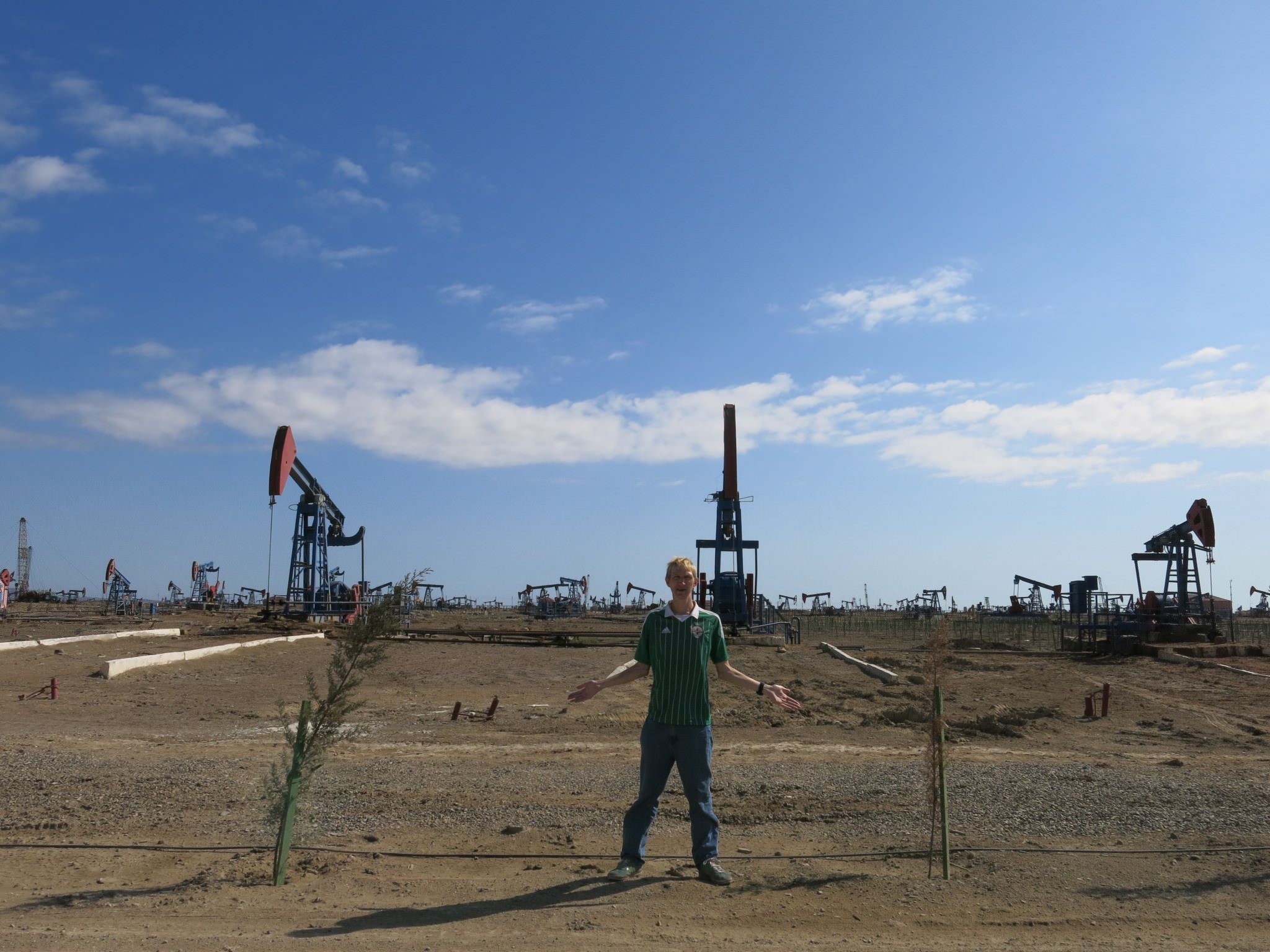 james bond oil fields azerbaijan