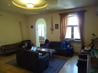 penthouse hostel yerevan