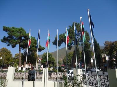 seki azerbaijan new town