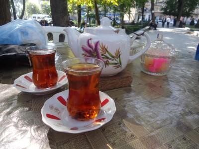 seki tea square