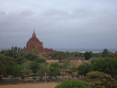bagan buledi temple