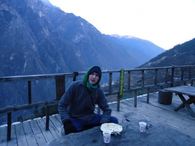 breakfast in yunnan china