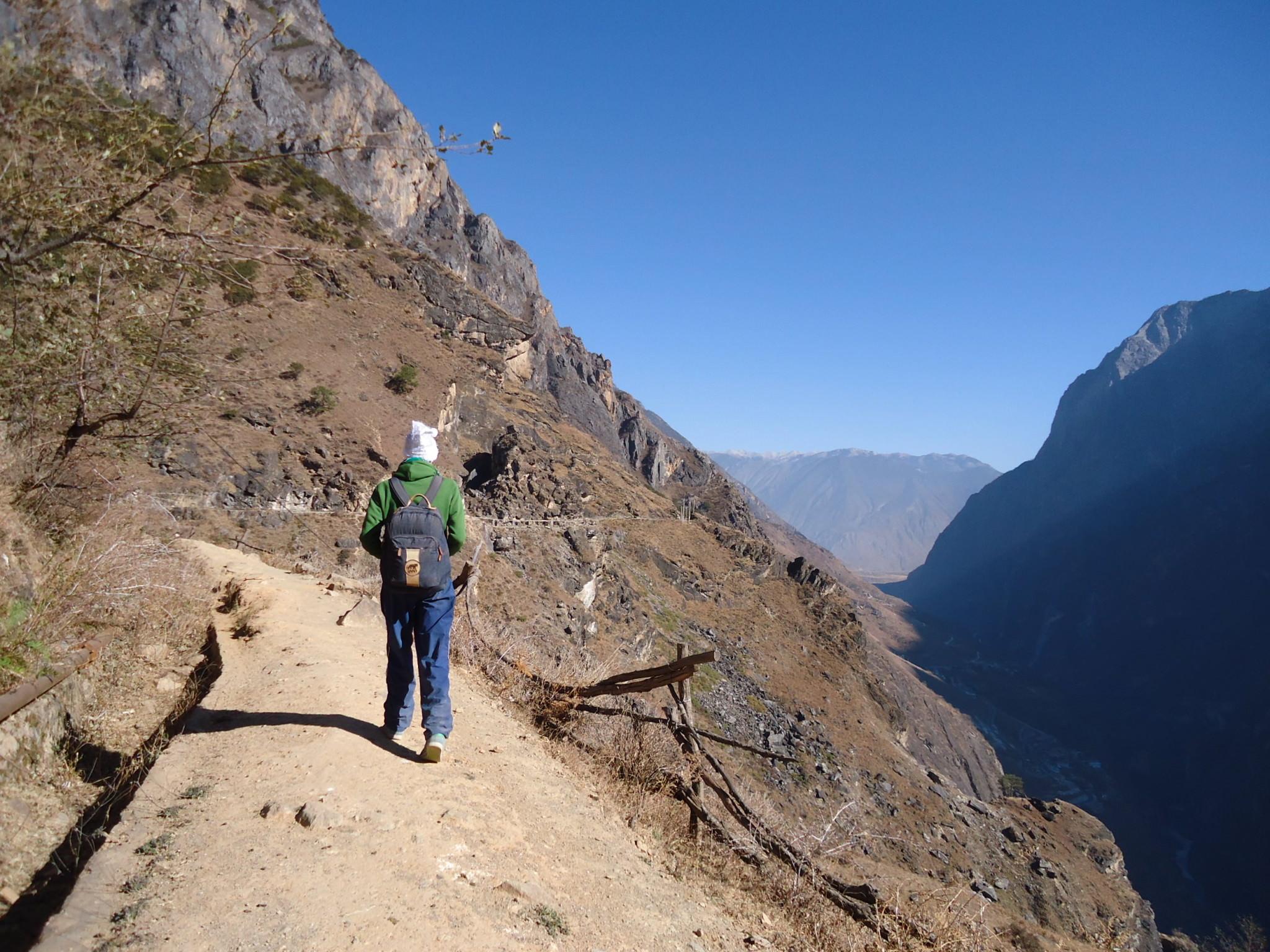 upper trail hike